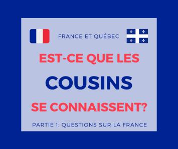 France et Québec