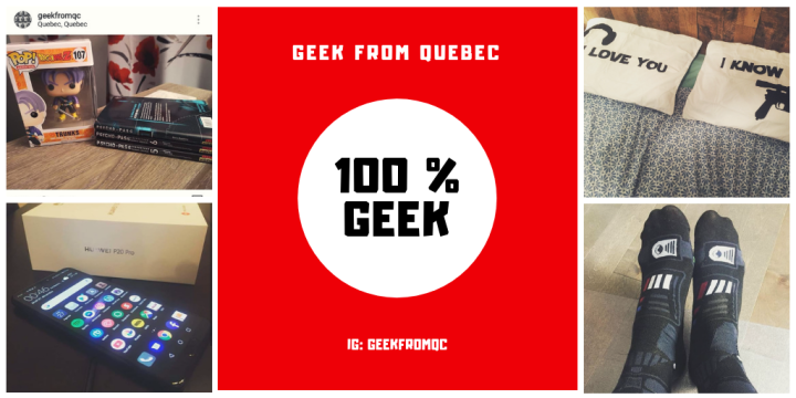 geek from quebec