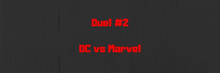 Duel #1 Harry Potter vs Le Seigneur des Anneaux (1)
